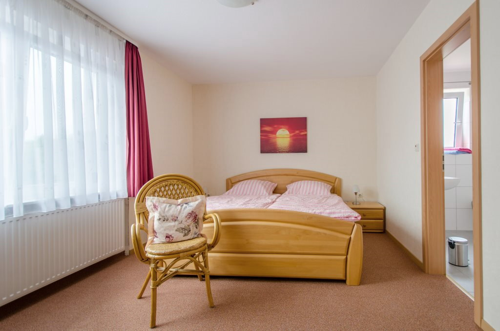 Wohnung 3 der Ferienwohnungen Jytte auf Borkum